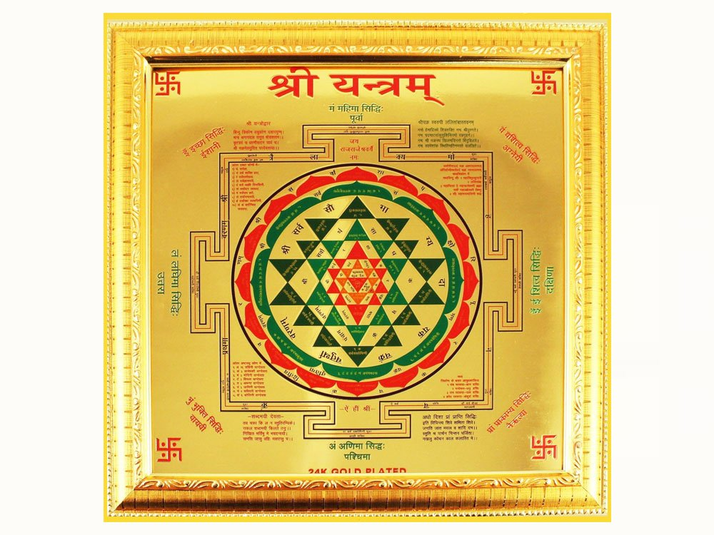 Vastu Yantra for Energy Enhancement and Positivity